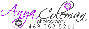 Anya Coleman Photography - Specializing in Newborn Photography