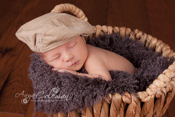 Newborn Photographer in Frisco