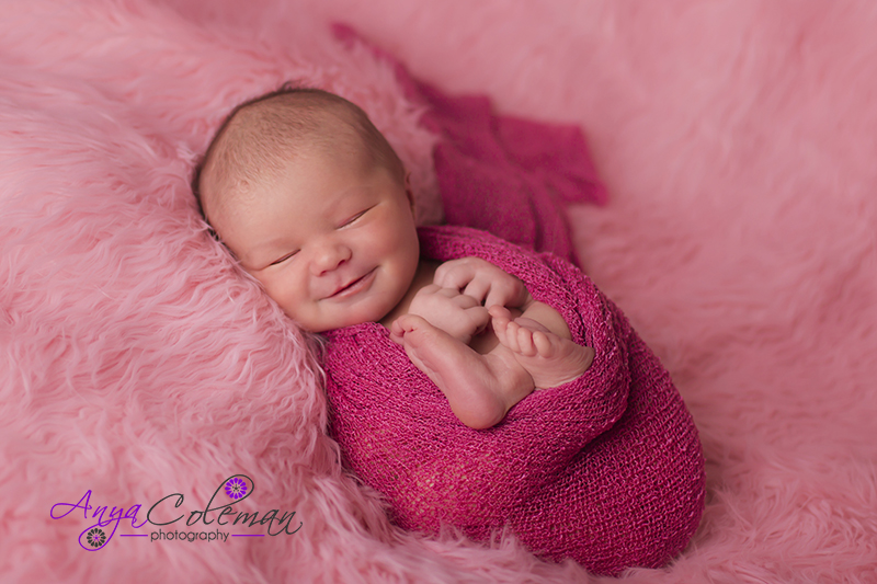 Newborn photographer in Dallas Frisco