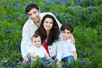family photographer in frisco